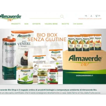 almaverde bio ecommerc